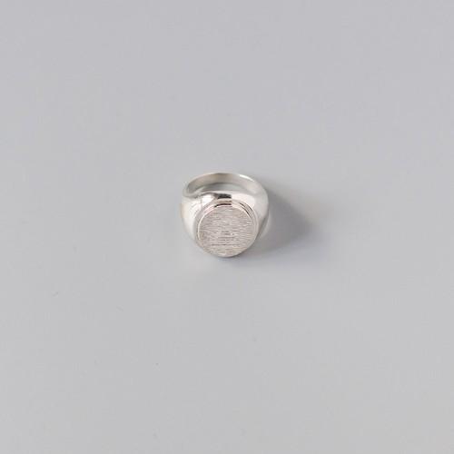 Signet Ring < silver >