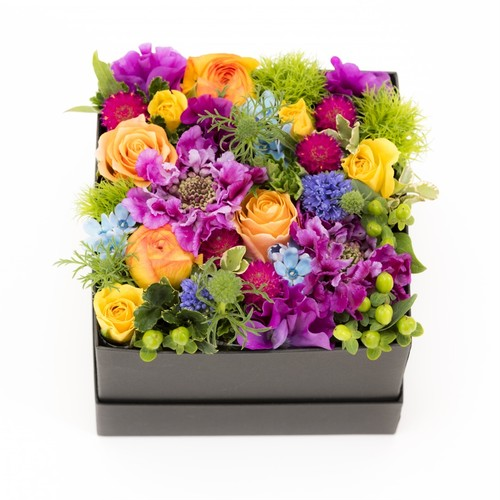 seasonal Box Arrangement(M)orange