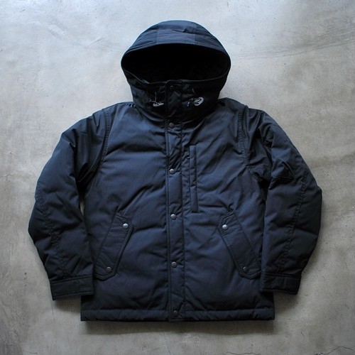 THE NORTH FACE PURPLE LABEL Mountain Short Down Parka