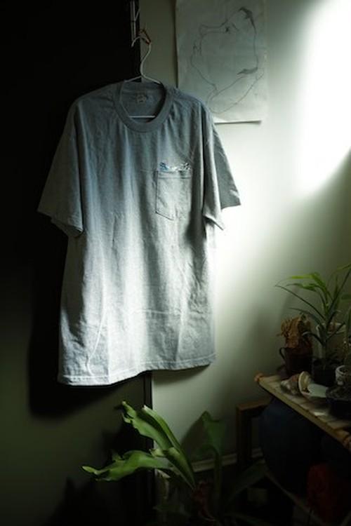 涸沢カール(残雪期)Tシャツ