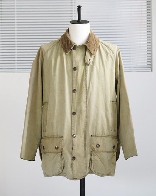 <SOLD OUT>Barbour - Cotton Beaufort Unwax