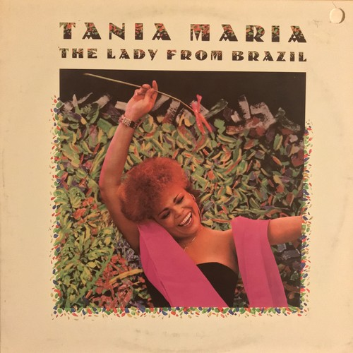 TANIA MARIA / THE LADY FROM BRAZIL (1986)