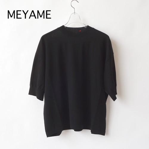 MEYAME/メヤメ・Cotton Knit Tee