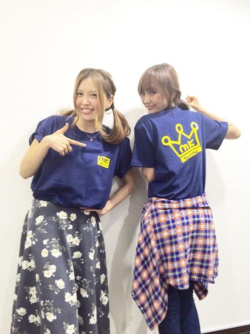 MK-twinty オリジナルTシャツ