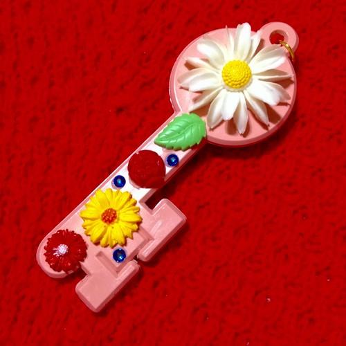 171 大きな鍵のブローチ(帯飾り)
