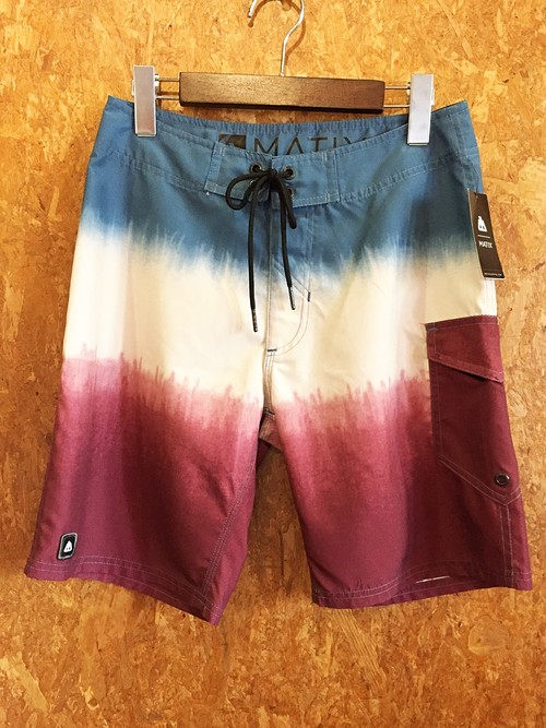 MATIX★DOUBLE DIP BOARDSHORT★BLUE★28