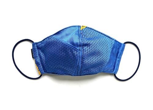 【デザイナーズマスク 吸水速乾COOLMAX使用 日本製】SPORTS MIX MASK CTMR 0911046