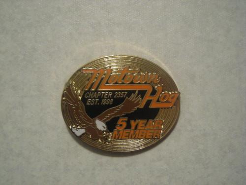 PINS / MOTOWN HOG