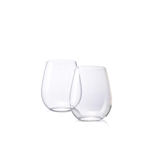 松徳硝子 うすはり 葡萄酒器 ボルドー木箱入(2個組)