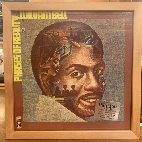 William Bell – Phases Of Reality (LP)
