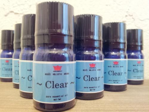 サロンオリジナルブレンド精油 ~Clear~ 《クリア》