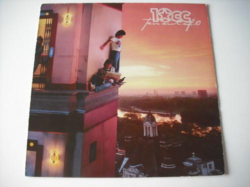 【LP】10CC / TEN OUT OF 10