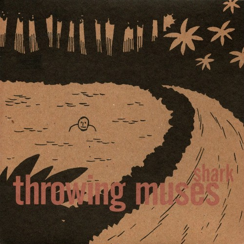【7inch・米盤】Throwing Muses  /  Shark