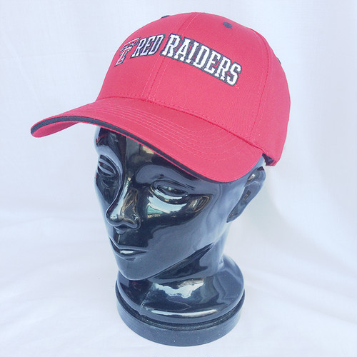 NCAA USA アメリカ大学 TEXAS TECH RED RAIDERS キャップ CAP 2350