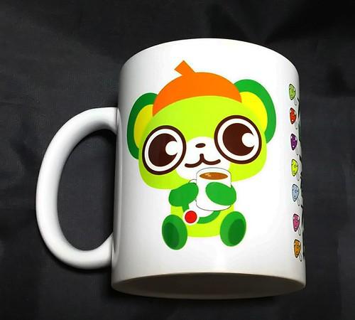 大崎一番太郎 マグカップ