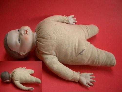 なんとも愛着の湧くお人形