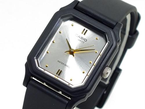 カシオ CASIO クオーツ 腕時計 レディース LQ142E-7A シルバー シルバー