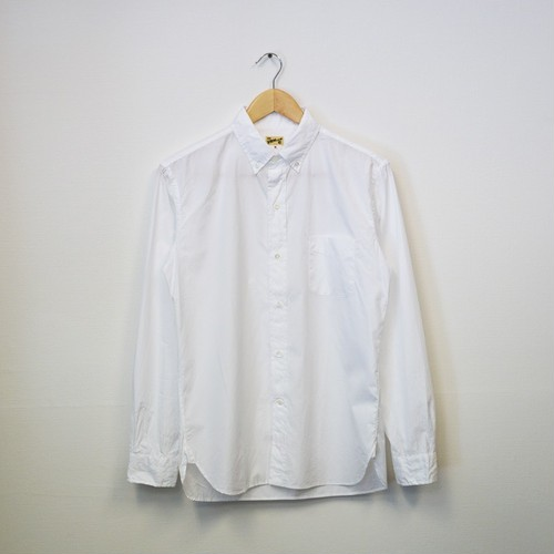 B.D. SHIRT (SEA ISLAND COTTON 90/2 x 50/1 BROAD)