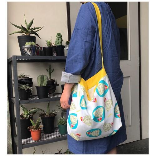 2WAYバッグ【ミモザのワンピース】