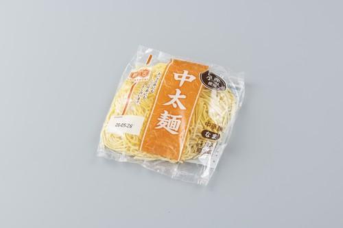 国産小麦生中華  中太麺