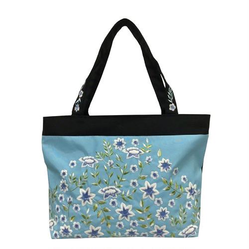 ベトナムバッグ 刺繍バッグ トートバッグ 肩掛け 鞄 ベトナム雑貨