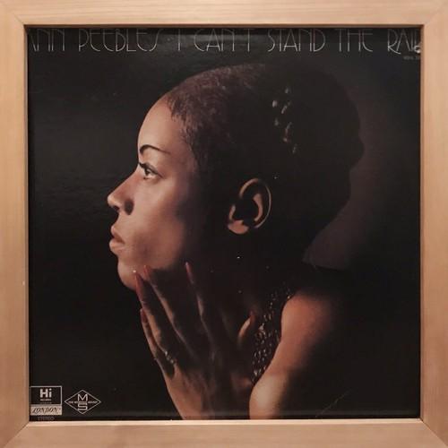 Ann Peebles – I Can't Stand The Rain (LP)