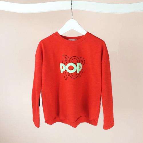 2+1 POP L/S TEE