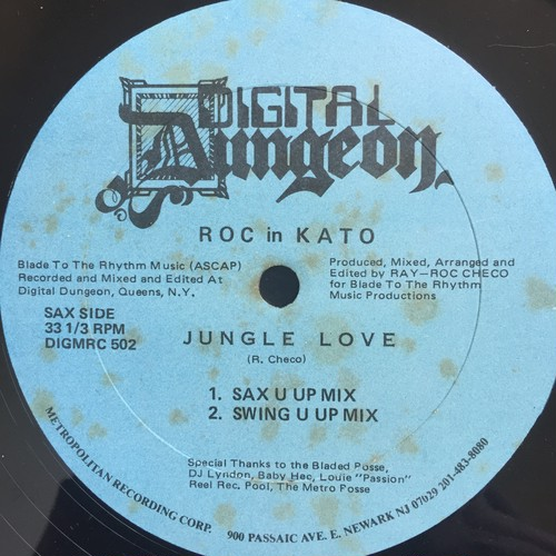 Roc In Kato – Jungle Love
