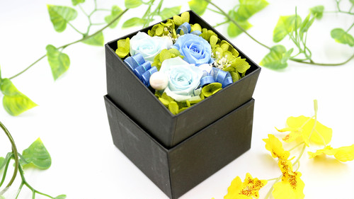 Flower Box(ブルー)