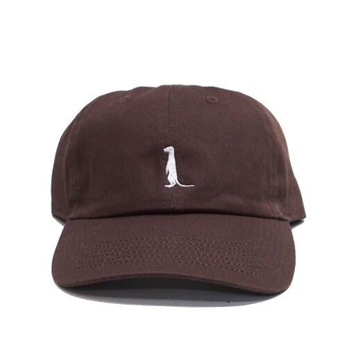 """FOUR GET MEER KAT"" Cap Brown"