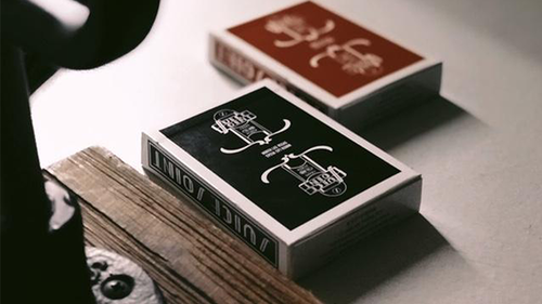 Juice Joint Playing Cards by Michael McClure