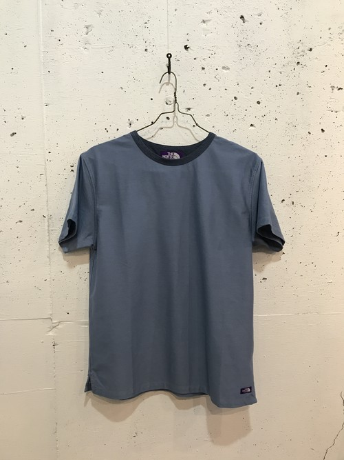 THE NORTH FACE PURPLE LABEL H/S Crew Neck Shirt