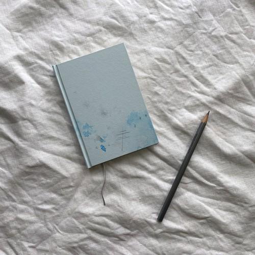 空もようのノート 14