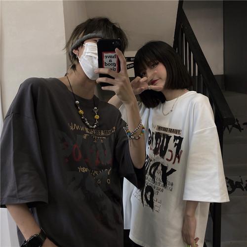 ユニセックスロックTシャツ RD8851