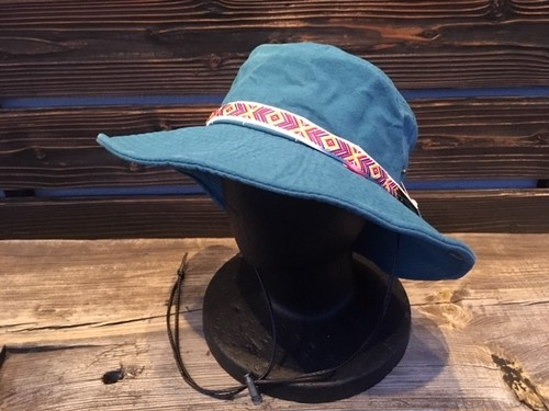 Clef  RB3321 ADVENTURE HAT MEX  Blue  Free size