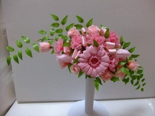Wedding クレッセント三日月ブーケ