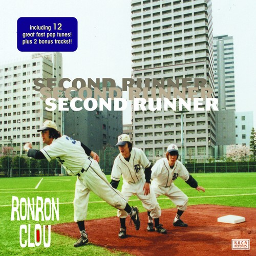 "RON RON CLOU ""SECOND RUNNER"" (CD)"