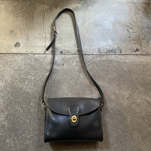 80s COACH Shoulder Bag /USA