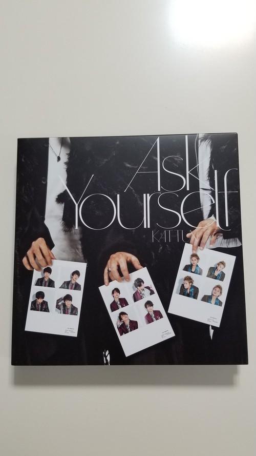 Ask Yourself 初回限定盤 【CD】