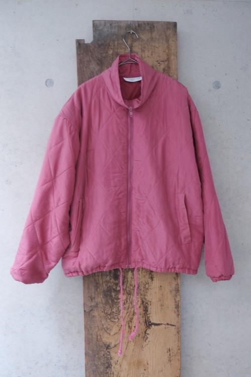 pink shadow jacket.