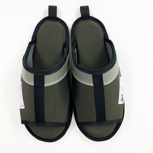 RESmivdiv/ROOM SHOES_ GRAY.