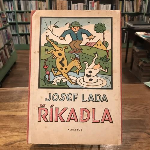 RIKADLA / Josef Lada(ヨゼフ・ラダ)