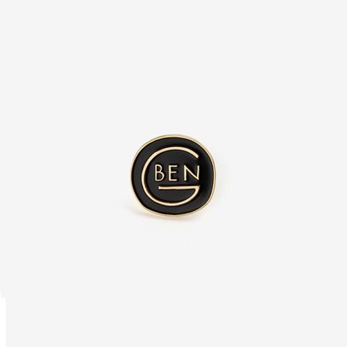 BEN-G - BEN-G ROUND LOGO PIN