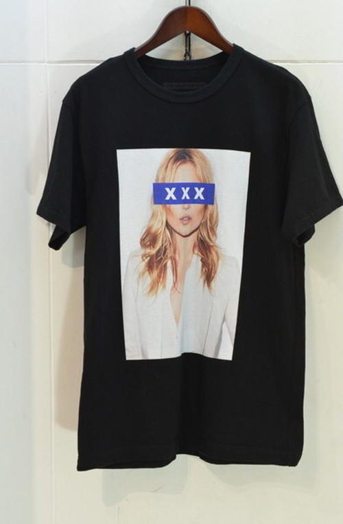 GOD SELECTION XXX 5TH ANNIVERSARY ケイトモスTシャツ