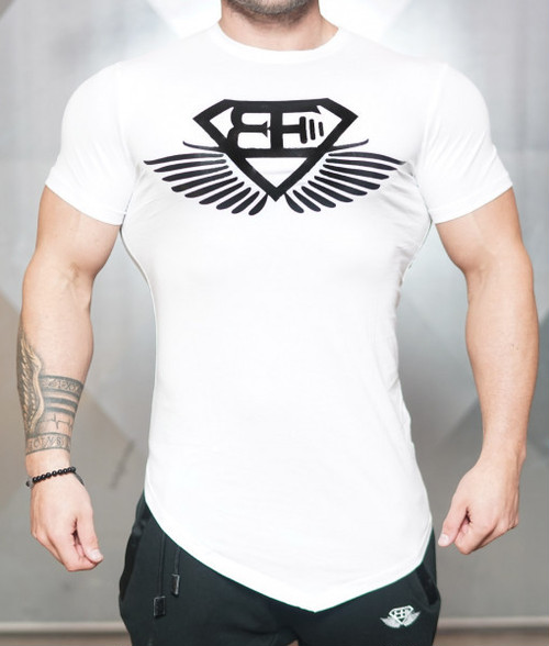 BODY ENGINEERS ボディエンジニア Tシャツ 2.0 – 白【White Out】 メーカー直輸入品!
