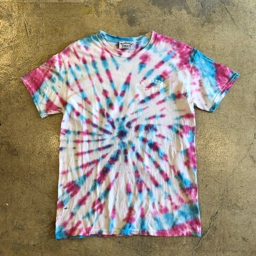 MANHATTAN TREATS #Tie Dye Tee No.8