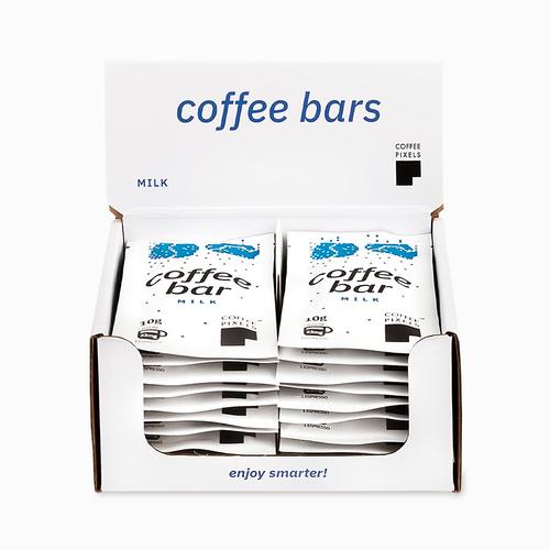 コーヒーピクセル20入りBOX(ミルク)【送料無料】