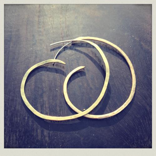 hoop earring1(pierce)HoE-1