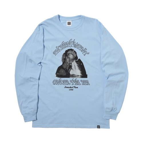 ENCHANTMENT L/S TEE(L.BLUE)[TH8A-004]
