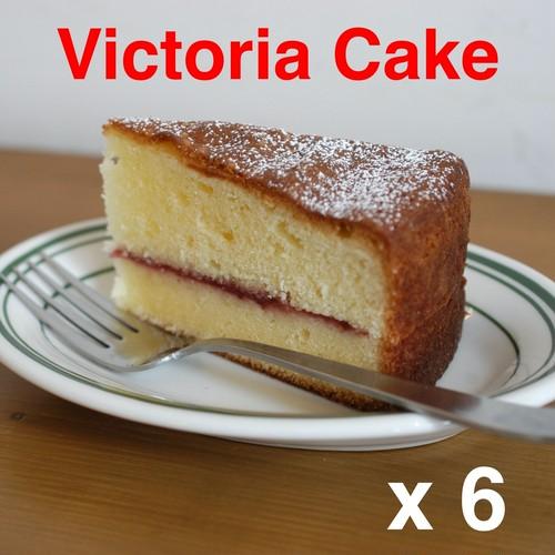 Y's Muffinのヴィクトリアケーキ6個セット